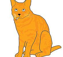 Cool Cat by Mitchell Massie