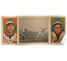 Benjamin K Edwards Collection Robert Groom Dolly Gray Washington Nationals baseball card portrait 001 Poster