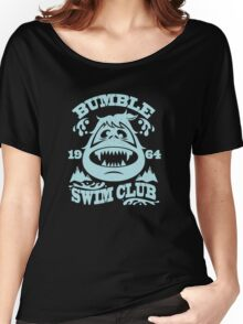 Bumble Swim Club Women's Relaxed Fit T-Shirt