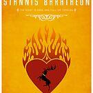 Stannis Baratheon Personal Sigil by liquidsouldes