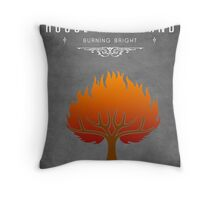 House Marbrand Throw Pillow