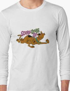 Scooby Doobie Doo Long Sleeve T-Shirt