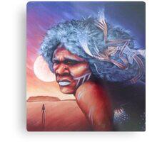Aborigine Dreams Metal Print