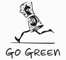 Go Green Kids Tee