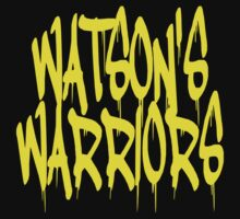Watson's Warriors by Justine Who