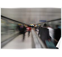 Passengers motion Poster
