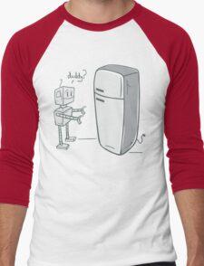 Daddy? Men's Baseball ¾ T-Shirt