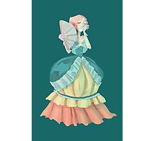 Steven Universe Victorian Pearl Photographic Print