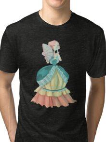Steven Universe Victorian Pearl Tri-blend T-Shirt