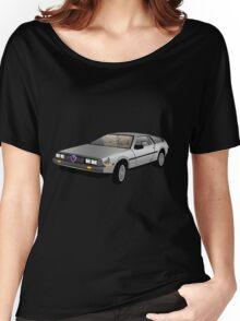 Hyrule Delorean Women's Relaxed Fit T-Shirt