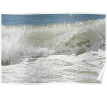 Turning Wave Poster