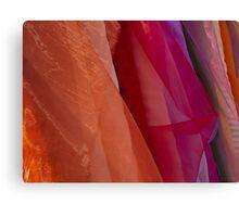 Sheer Colour Canvas Print