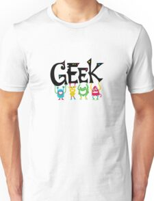 Geek Monsters T-Shirt