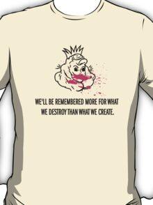 Chuck Palahniuk T-Shirt