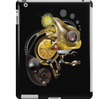 Clockwork Chameleon iPad Case/Skin