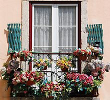 Lisbon´s window balcony by luissantos84