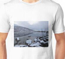 Snowdonia Snow Unisex T-Shirt