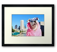 BEEBS DOWNTOWN INDIANAPOLIS Framed Print