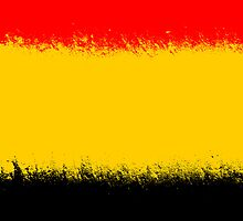Belgium flag grunge  by homydesign