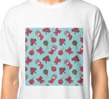 christmas pattern Classic T-Shirt