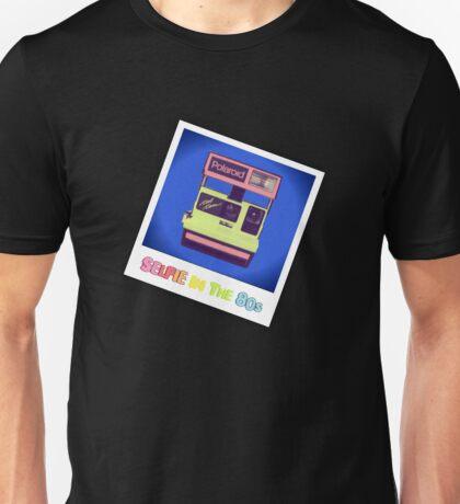 Selfie in the 80s Unisex T-Shirt