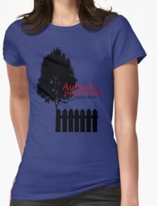 Aubree's Fencing and Tree Cutting Womens Fitted T-Shirt