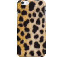 False leopard skin spots iPhone Case/Skin
