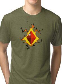 Dying Blade Tri-blend T-Shirt