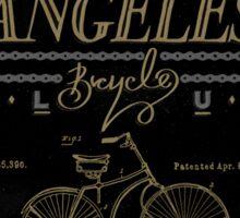 Los Angeles Bicycle Club Print Sticker