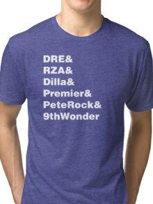 Hip Hop Helvetica III Tri-blend T-Shirt