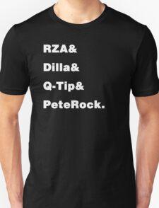 Hip Hop Helvetica T-Shirt