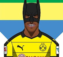 Aubameyang by Astvdillo
