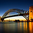 Sydney Harbour Bridge by Nicole Wells