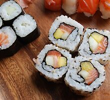 Sushi - Japonese food by luissantos84