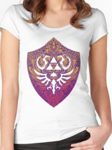 Hylian Victoriana Women's Fitted Scoop T-Shirt