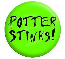 Potter stinks! by SrManza
