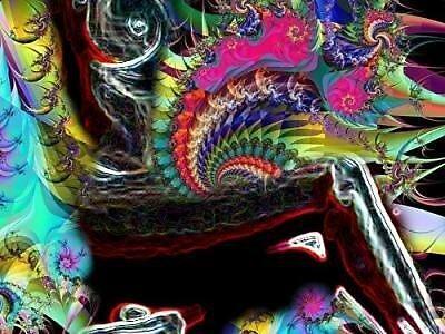 FRACTAL TEASE by goldylonglocks
