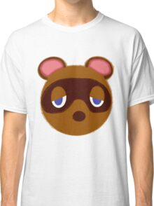 Tom Nook Animal Crossing Hand Drawn Style Design  Classic T-Shirt