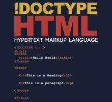 WEB HTML by dmcloth