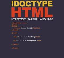 WEB HTML T-Shirt