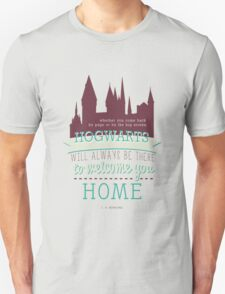 J.K Rowling quote T-Shirt