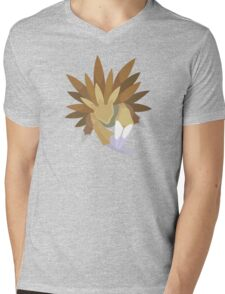 Sandslash Mens V-Neck T-Shirt