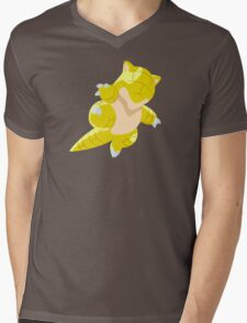 Sandshrew Mens V-Neck T-Shirt