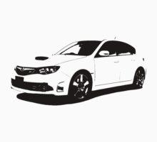 Subaru Impreza by garts