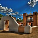 San Geronimo Church Taos Pueblo by Diana Graves Photography