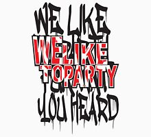 We LiKE tO pARty #2 Women's Tank Top