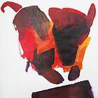 lucy the dog by Shylie Edwards