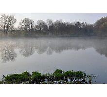 Foggy Bottom  Photographic Print