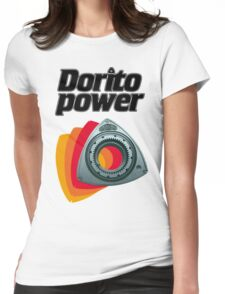 Dorito Power Womens Fitted T-Shirt