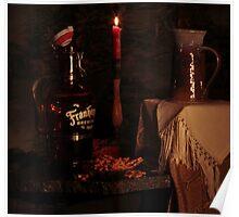 Frankenmuth Beer and Pretzels Poster